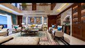 看看土豪别墅装修效果,猜猜装修费用花了多少钱?