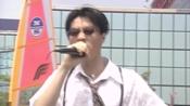 【怀旧韩流/超清】赵成珉 - 短发 (KBS 歌谣TOP10 1995年7月5日)