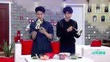 X玖少年频道音乐怪咖赵磊竟是隐藏的大厨?!看这精致的刀工