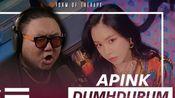 专业制作人观看Apink《dumhdurum》MV的reaction视频