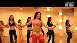 石家庄米尼肚皮舞馆大师班舞蹈视频