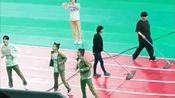 【rocket punch】2019.12.16 mbc 偶像运动会 饭拍