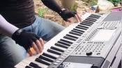 倾情推荐:电子琴DJ版《花桥流水》超棒的电子乐,已单曲循环!