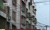 [中国新闻]四川泸州:十二年后奇观重现 上万只燕子聚集