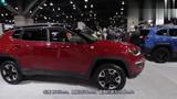 Jeep最良心的硬派SUV,降3万仅14万,1.4T+9AT,堪比欧蓝德