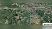 中国城市速度-湖北省武汉市,高清卫星地图震撼展示