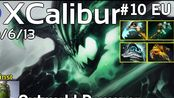 XCalibur [DTN] plays Outworld Devourer!!! Dota2 7.19