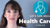 [JenniferESL] Advanced Conversation with Jennifer on Health Care in the U.S