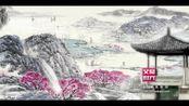 AM27801 水墨国画山水江南风景 茶艺古筝表演 瑜伽背景 led大屏幕视频素材