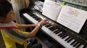 钢琴王可昕-十个小印第安人