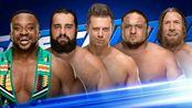 2018.06.19 SDL车轮赛 The Miz vs Big E vs Daniel Bryan vs Samoa Joe vs Rusev