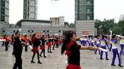 五一影视制作 吉林市第二届国际马拉松赛广场舞[中华炫起来]演出现场2017.6.25