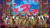 【少女时代】时光穿越,和9姐姐一起过圣诞,111224 SNSD's Christmas Fairy Tale全场