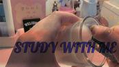 #study with me/医学生疫情在家如何复习/病理/免疫/微生物/刺绣/罗生门