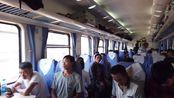 坐火车,从河南安阳到许昌,车票41.5元,历时3个半小时