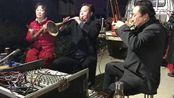 河南省南阳市,唢呐高手吹奏豫剧《下陈州》,味道非常纯正