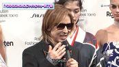 YOSHIKI「Xパワーを送る」、ラグビー日本代表にエール【生肉】