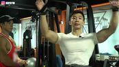 Kofgym 赛前背部训练 | 碳水调整分享 ft. Davy Choi & Benz Fok