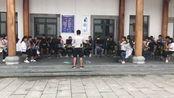 山东省菏泽市职业音乐学校2016级军管乐合奏《一二三四歌》
