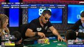 德州扑克 转牌诈唬下注的杠杆威胁 侯赛因不是赌魔的干儿子吗