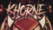 【几何冲刺】 KHORNE {500,000+ Objects Extreme Demon by Hota1991 and more}
