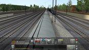 模拟火车{盗版}驾驶SS7E+25K 渑池—三门峡