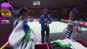 11月10日吉德翁/苏卡穆约vs刘成/张楠-中国福州羽毛球公开赛男双半决赛(BWF)