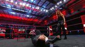 黑桃皇后 善娜称将在摔跤狂热上毁掉贝基林琪 后惨招女汉子铁椅袭击