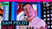 SLAM!  Sam Feldt (DJ-set) | SLAM!