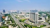 地图里看区域发展,湖南省湘潭市城市建设进程