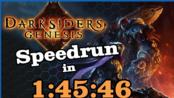 国外玩家Adny Wrackin《暗黑血统:创世纪》Any%速通 1小时45分46秒