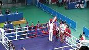 拳击教学 十一运比赛视频-齐晶_标清
