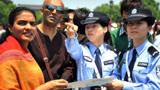 旅游被黑?印度美女哭诉在中国吃饭被宰,晒出账单后,网友无语!