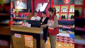驻马店消防:国庆节前深入大型商业综合体开展消防宣传培训
