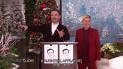 TheEllenShow#Jimmy Kimmel Holds a Live Auction of His Andy Art吉米·坎摩尔举行他的现场拍卖