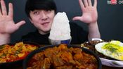 【udtTV】猪肉泡菜汤&微辣南瓜炖排骨&酱烤牛肉&葱泡菜