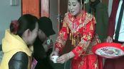 贵州小伙结婚,新娘肚子4个月大,再不迎进门就晚了