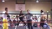 2003.11.21 IWA Mid-South Breaking Balls - TLC赛 Sonjay vs. Bailey vs. Webb