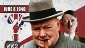 每周二战史实系列-1940年6月8日-第41周-英国会继续留在战争中吗?中文字幕 删减版