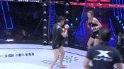 俄罗斯女拳手逆天颜值 却被中国小将开场30秒ko