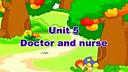上海牛津版小学英语一年级下_Unit 5 Doctor and nurse