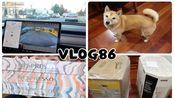 VLOG86||孕26周日常采购+拆包裹+特斯拉自适应巡航TEST+Nespresso限定胶囊+迎战双十一。