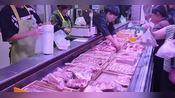 带大家看一下郑州市金水区政府储备肉投放区