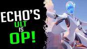 【守望先锋】FreshNuts:New Hero Echo's Ult Is OP! - Overwatch Streamer Moments Ep. 3