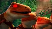 恐龙女王也受到催眠,下令让手下展开攻击,他们该怎么办啊!