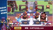 皇室战争搞笑TV:高产母猪!女巫BUG疯狂产兵