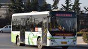 [HYTR.264]渭南华阴公交2路(华山游客中心~华山北站)全程双向前面展望