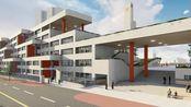 厦门市某中学建筑方案设计2020-04—合立道WILL设计