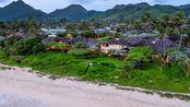 【豪宅赏析】夏威夷海滩热带风海滨度假庄园(145 Kailuana Loop, Beachside, Kailua, Hawaii, 96734 US)