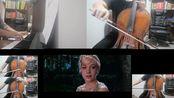 大提琴重奏《了不起的盖茨比》主题曲《Young and Beautiful》